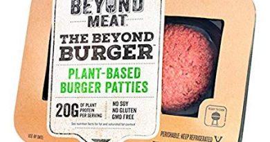 Hamburger vegani volano a Wall Street