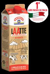 Tapporosso LAATTE un nuovo tipo di latte