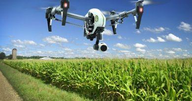 Robot e droni nei campi senza lavoratori