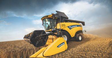 New Holland Agriculture presenta la nuova gamma Ch  Crossover Harvesting