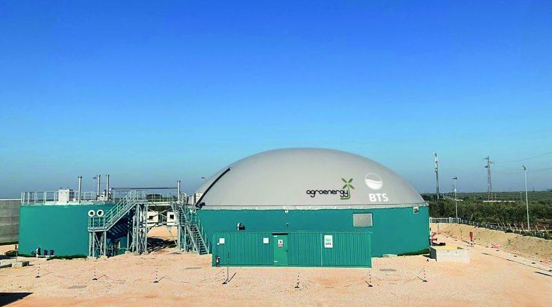 Inaugurato il primo impianto BTS Biogas  alimentato con sansa di oliva