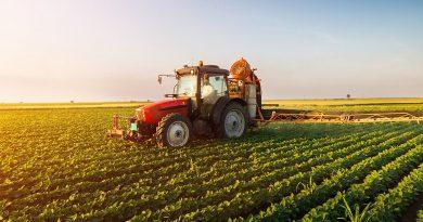 Produzione agricola Ue nel 2019 sale del 2,4%