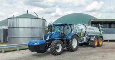 New Holland e il progetto di Azienda Agricola Energicamente Indipendente