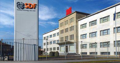 SDF: ricavi 2020 pari a 1.146 milioni di euro ed EBITDA del 9,5%, miglior risultato della storia dell'azienda