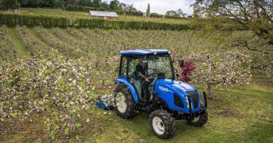 New Holland potenzia la sua offerta di trattori compatti con il lancio della gamma Boomer Stage V