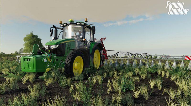 Farming Simulator 22 implementa l'agricoltura di precisione
