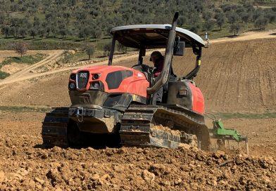 """I nuovi trattori """"Smart"""" di SAME per Marchesi Antinori al servizio di una produzione vinicola sempre più consapevole"""